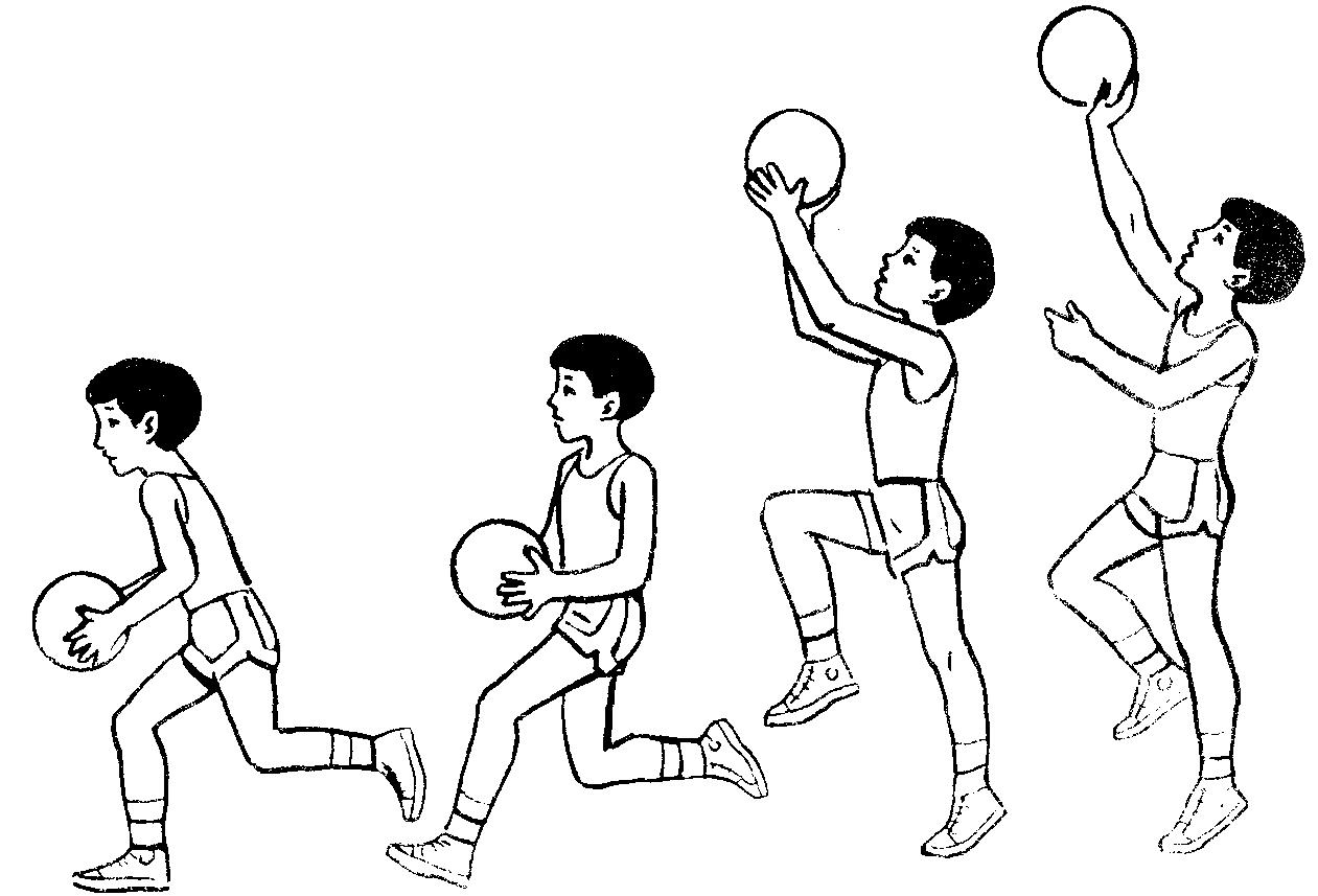 Как правильно ловить мяч