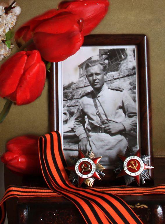 рамки из трех фото ко дню победы физрука