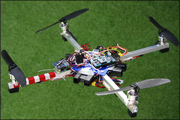 Сделать дрон своими руками в домашних условиях