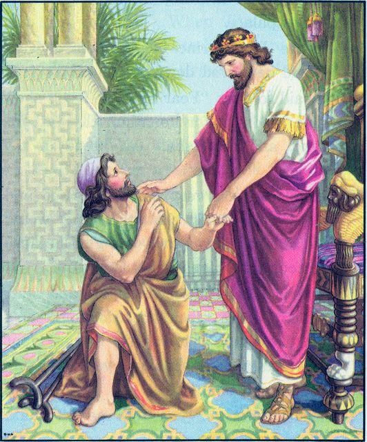 Библейский персонаж картинки