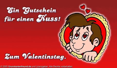 Поздравления с днем святого валентина по-немецки